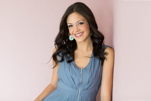 Desiree Hartsock teams up with Maggie Sottero to design her dream wedding dress. (PRNewsFoto/Maggie Sottero ...