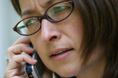 Hold on! We're giving 'on hold' the cold shoulder (PRNewsFoto/NewVoiceMedia)