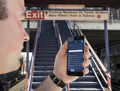 IBM and the United States Tennis Association (USTA) are bringing IBM Watson to the 2016 US Open Tennis Championships. A new cognitive concierge feature being piloted within the tournament's official Apple and Android mobile apps allows fans to input natural language questions and receive immediate responses about a range of tournament topics, such as transportation and directions, food and drink options, on-site services and facilities, as well as other topics.