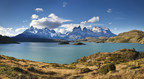 On Overseas Adventure Travel's new Chile adventure, travelers will hike along the sweeping fjords, glaciers, and valleys of Torres del Paine.