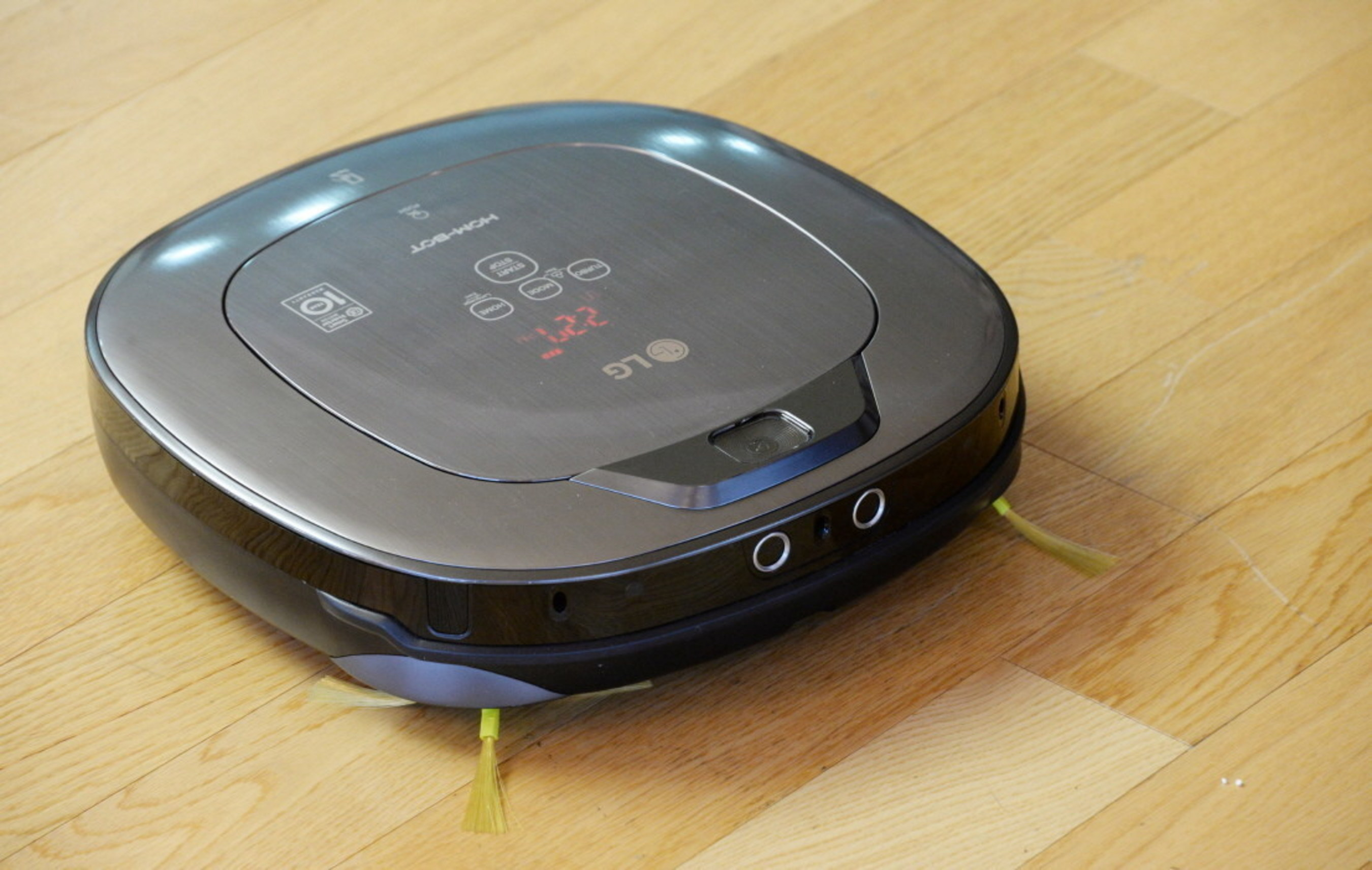 LG Electronics will unveil an upgraded lineup of its CordZero(TM) collection at CES 2016, which will be headlined by HOM-BOT Turbo+.