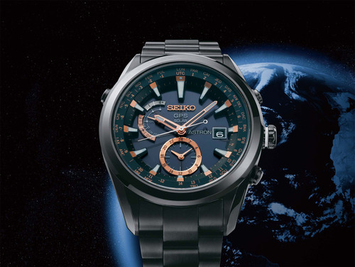 Seiko Astron  The World s First GPS Solar Watch 487723816d