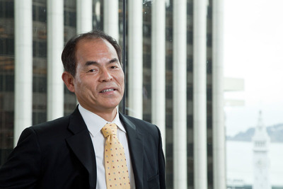 Soraa Founder Shuji Nakamura Receives Top Lighting Industry Honors. (PRNewsFoto/Soraa) (PRNewsFoto/SORAA)
