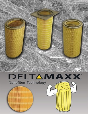 DetlaMAXX offers Superior Filter efficiency for nearly every type of dust collection system in the market