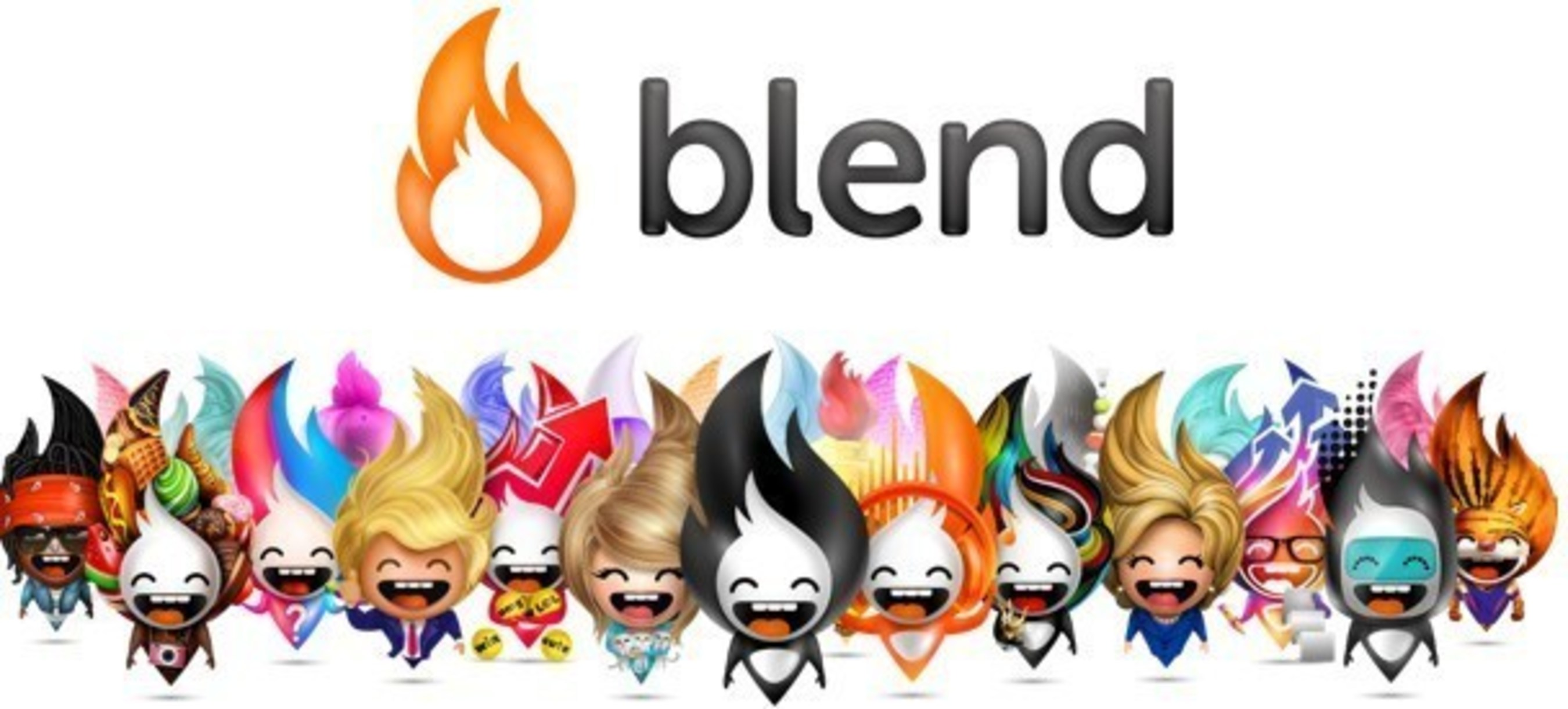 Millennial Messaging App Blend Launches 'Genies' -- The First Variation Of Consumer Chat Bots