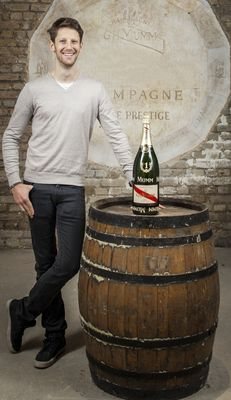 G.H.MUMM REVEALS PARTNERSHIP WITH RACING DRIVER ROMAIN GROSJEAN AT FORMULA 1(R) MONACO GRAND PRIX