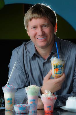 Dippin' Dots CEO, Curt Jones.  (PRNewsFoto/Dippin' Dots)
