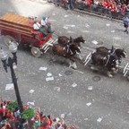 Budweiser Invites America to View Cubs World Series Parade from Clydesdales' Point of View; Hosts First-Ever Facebook Live from the Hitch