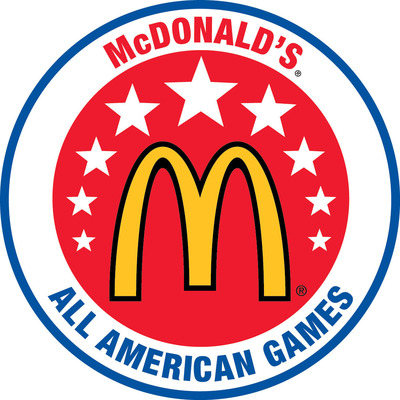McDONALD'S ALL AMERICAN GAMES. (PRNewsFoto/McDonald's)