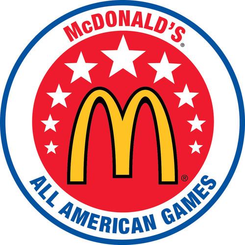 McDONALD'S ALL AMERICAN GAMES. (PRNewsFoto/McDonald's) (PRNewsFoto/MCDONALD'S)