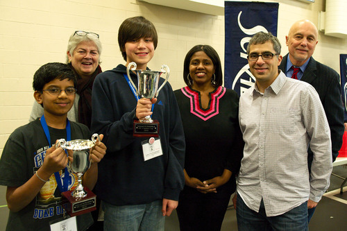 SCRABBLE Spells C-A-S-H for Student Competitors
