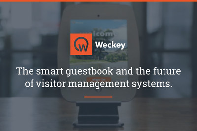 WECKEY WILL CHANGE THE WAY YOU CONNECT WITH GUESTS. Telect announces the spin out of Weckey for iPad, now live on the App Store. Weckey pushes security and efficiency to the forefront of the business landscape with an affordable visitor management system. Paperless and reception-less, Weckey streamlines guest and vendor interaction in lobbies and securely stores that traffic and information in the cloud, organized and accessible. Weckey's inception took place at Telect, a network infrastructure equipment manufacturer, headquartered in Liberty Lake, Washington. The new spin-out business has since been incorporated as Weckey, Inc. 415.890.3358. www.weckey.com (PRNewsFoto/Telect)