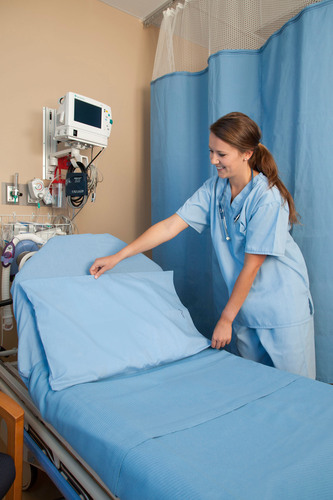 Study finds PurThread Hospital Privacy Curtains Resist Superbug (VRE) Contamination 8 Times Better