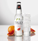 Introducing Truly Spiked & Sparkling's New Style: Sicilian Blood Orange