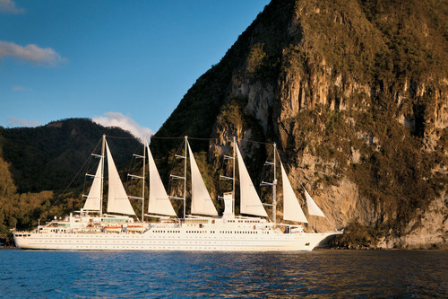 Windstar Announces One-Week Sale April 9th to April 16th.  (PRNewsFoto/Windstar Cruises)