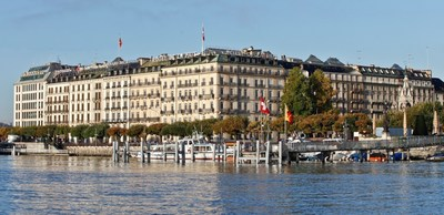 Hotel de la Paix, Geneva to Become A Ritz-Carlton Partner Hotel in the Swiss Capital Of Peace as of December 2016