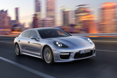 Porsche Reports Best August Sales Ever.  (PRNewsFoto/Porsche Cars North America, Inc.)