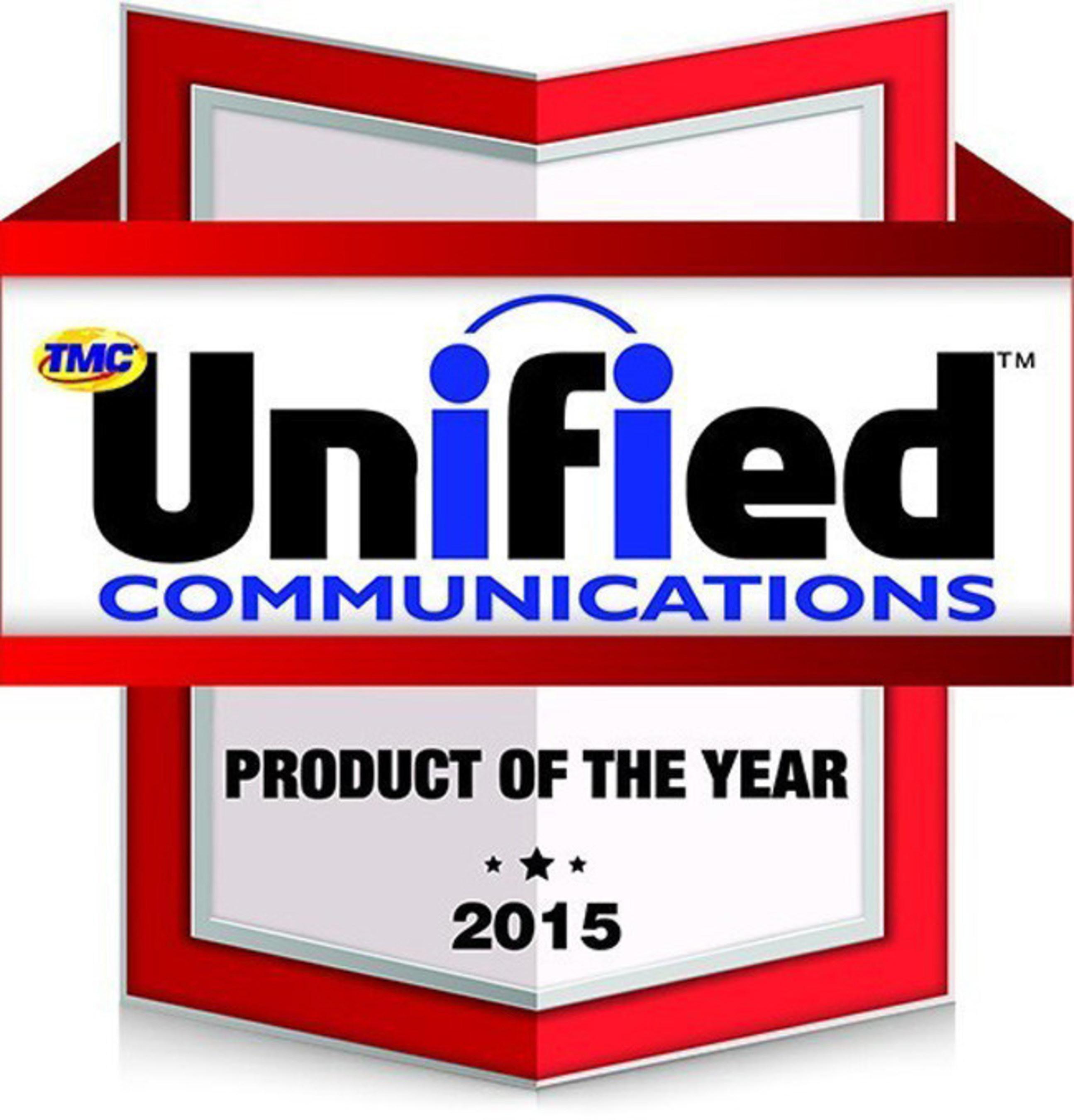 Toshiba's UCedge Unified Communications Solution Wins 2015 Unified Communications Product of the Year Award