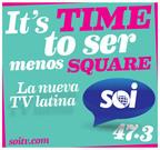 SOI la television de una nueva generacion -- www.soitv.com @SOITV.  (PRNewsFoto/SOI TV)