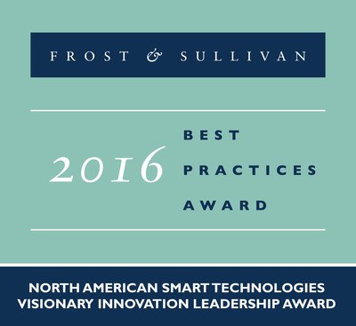 LeEco Receives 2016 North American Smart Technologies Visionary Innovation Leadership Award