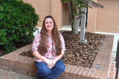 Melody Barrows of Mocksville will receive her accounting degree Saturday at DCCC.