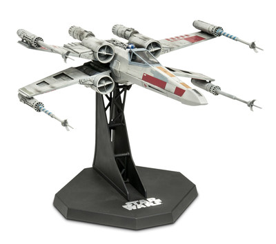 X-Wing Fighter 141-piece model by Revell, Inc.