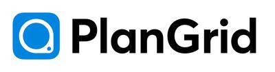 PlanGrid Logo. PlanGrid announces new Sheet Compare feature.