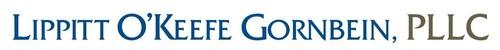 Lippitt O'Keefe Gornbein Logo (PRNewsFoto/Lippitt O'Keefe Gornbein, PLLC) (PRNewsFoto/Lippitt O'Keefe Gornbein_ PLLC)