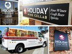 In honor of National Small Business Week FASTSIGNS(R) shares a successful visual communications makeover for Holiday Wine Cellar, a small business that received a brand refresh in time for their 50th anniversary.