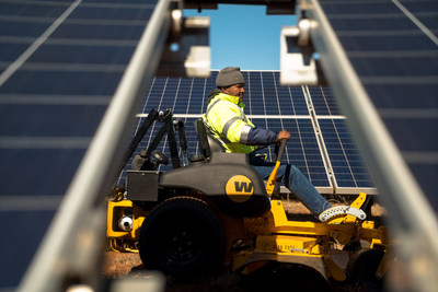 Urban Solar Farms will also stimulate job growth and small business development