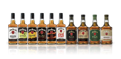 Jim Beam(R), the world's No. 1 Bourbon, announces an all-new global packaging redesign.