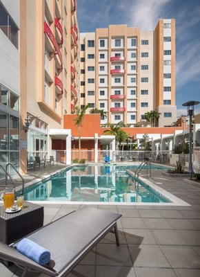 Residence Inn West Palm Beach Downtown/CityPlace Area has partnered with Peggy Adams Animal Rescue League and will donate $10 for each room night booked when guests mention promo code PX3. The offer is valid now through Dec. 19, 2015. For information, visit www.ResidenceInnWestPalmBeach.com or call 1-561-653-8100.