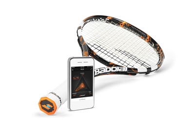 Babolat unveils world's first connected racquet, Babolat Play Pure Drive