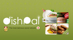 DishPal Food Sharing App Now Available for iPad.  (PRNewsFoto/SK Planet)