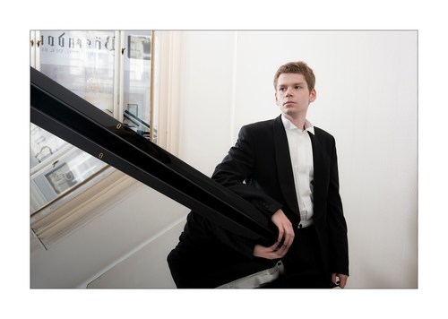 The Russian virtuoso pianist Andrey Gugnin (PRNewsFoto/Data Mining International)