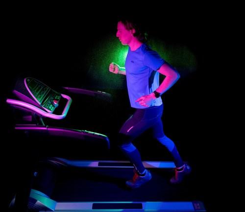 Airia colourful treadmill (PRNewsFoto/Airia)