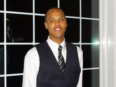 Solomon Jones, Computer Science major at Howard University.  (PRNewsFoto/Phillips Charitable Organizations)