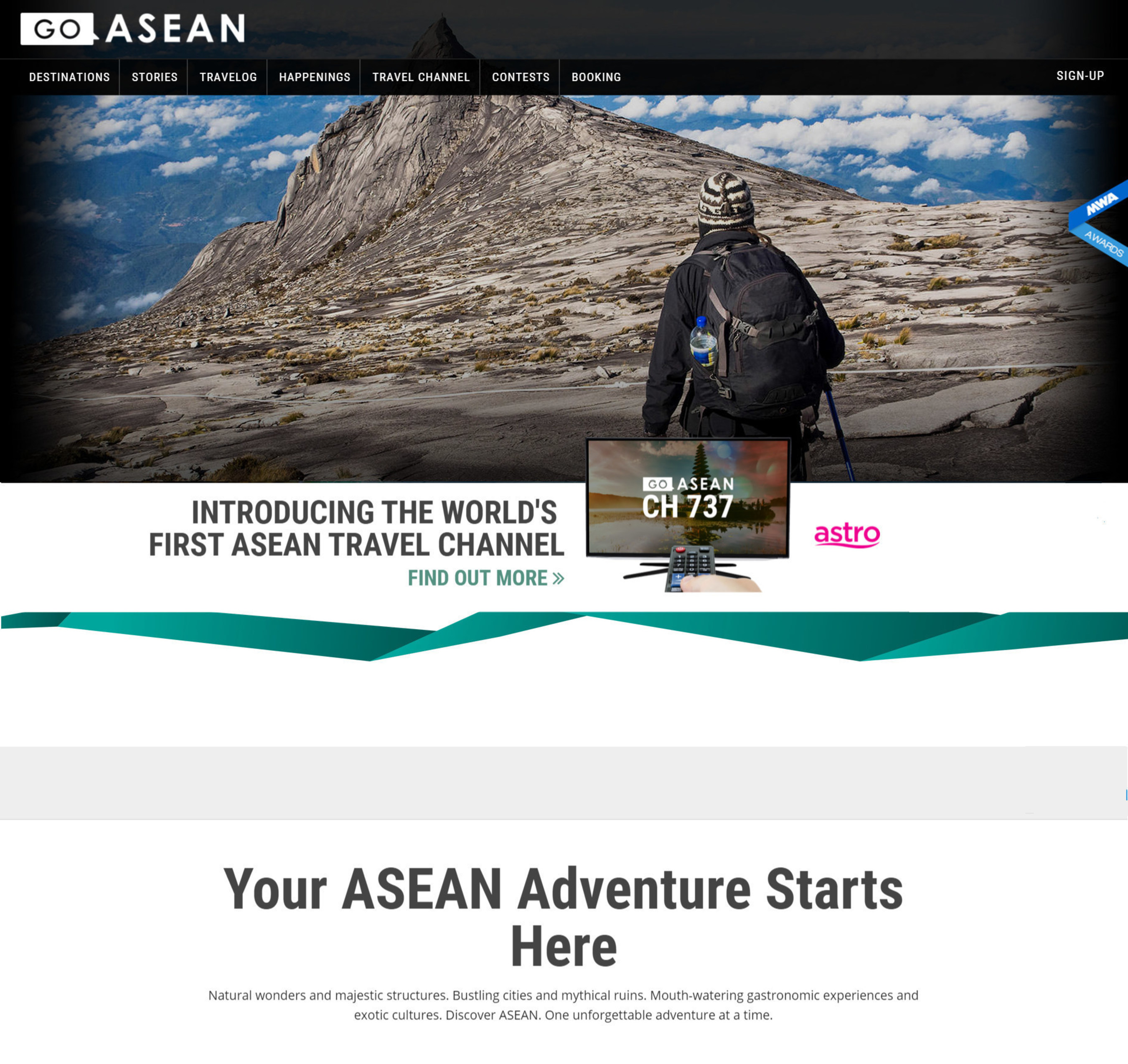 GOASEAN At London World Travel Market Offers Travellers A Tantalising View Of Southeast Asia