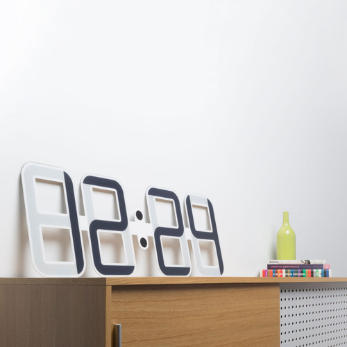 Twelve24(TM), a Boston based company, introduces ClockONE(TM), an ultrathin, meter long clock inspired by the ...