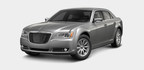 The 2014 Chrysler 300C embodies the spirit of luxury with sophisticated aesthetics and upscale features. (PRNewsFoto/South Oak Dodge)