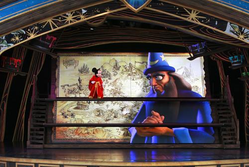 El deslumbrante espectáculo en vivo 'Mickey and the Magical Map' se estrena el 25 de mayo en