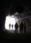 Atna Resources' Pinson Underground Mine, near Winnemucca, NV
