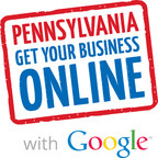 GOOGLE GET YOUR BUSINESS ONLINE PENNSYLVANIA LOGO  Google Get Your Business Online Pennsylvania.  (PRNewsFoto/Google) PITTSBURGH, PA UNITED STATES