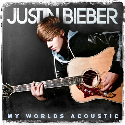JUSTIN BIEBER'S MY WORLDS ACOUSTIC ALBUM SET FOR NOVEMBER 26TH RELEASE!.  (PRNewsFoto/The Island Def Jam Music Group)