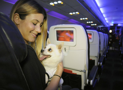 Virgin America launches Operation Chihuahua Airlift