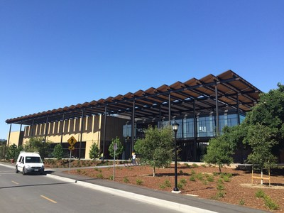 Stanford University's central energy facility is projected to save $420 million in operational costs.