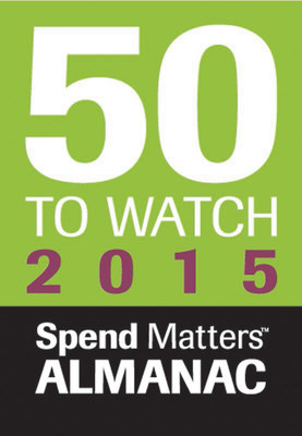 Spend Matters 50 to Watch 2015