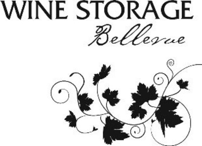 Wine Storage Bellevue Logo.  (PRNewsFoto/Wine Storage Bellevue)