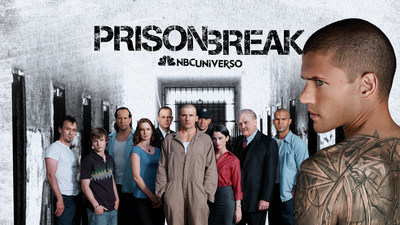 PRISON BREAK por primera vez se transmitira en espanol en EE.UU por NBC UNIVERSO 10-20-15