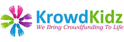 KrowdKidz Logo.  (PRNewsFoto/KrowdKidz)